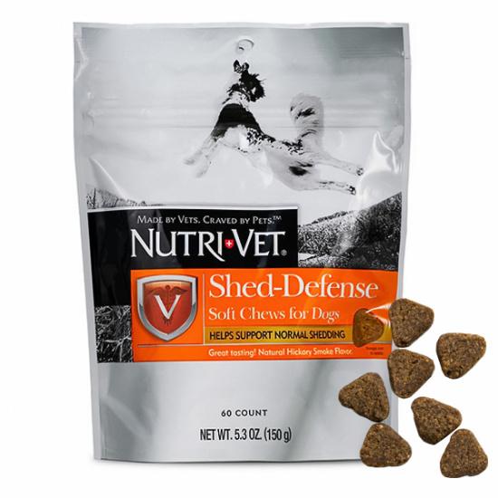 Nutri Vet Shed-Defense Soft Chews