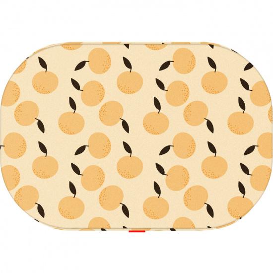 Чехол для лежанки Waudog Relax, рисунок Апельсини