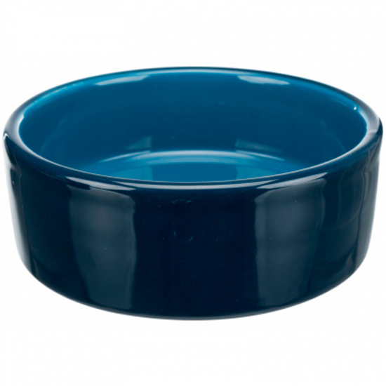 Trixie Ceramic Bowl Blue