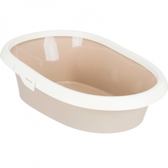Trixie Paulo Litter Tray, with Rim