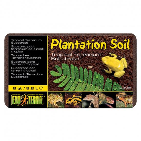 Hagen Exo Terra  Plantation Soil (кокосовый субстрат)