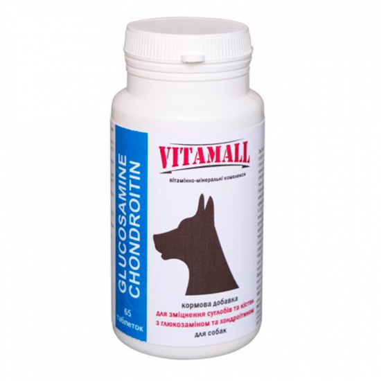 VitamAll Glucosamine and Chondroitin