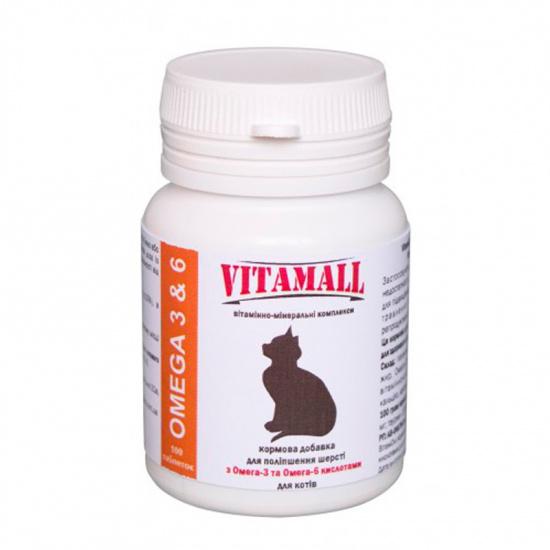 VitamAll Omega 3 & 6 Cat