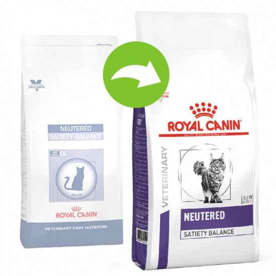 Royal Canin Neutered Satiety Balance