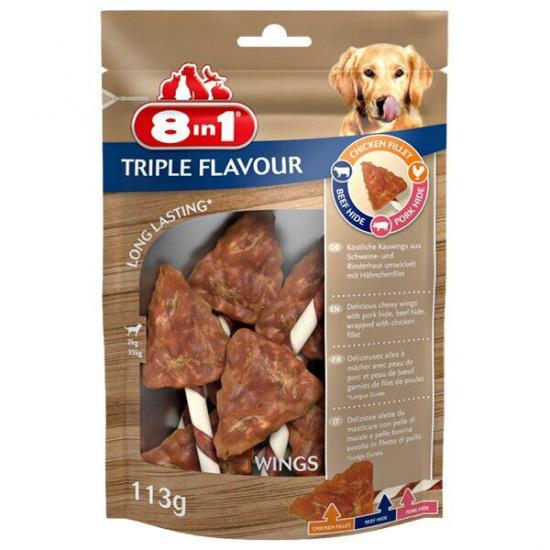 8in1 Triple Flavour Wings 13 см