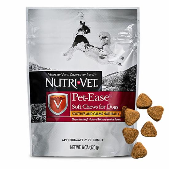 Nutri Vet Pet-Ease Soft Chews