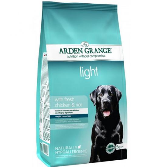 Arden Grange Adult Dog Light