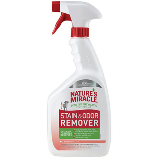 Natures Miracle Stain & Odor Remover Melon