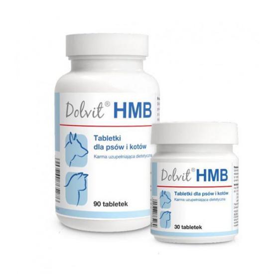 Добавка Dolfos Dolvit HMB для здоровья мышечной ткани собак и кошек