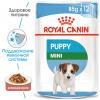 Royal Canin Mini Puppy (шматочки в соусі) 85 гр
