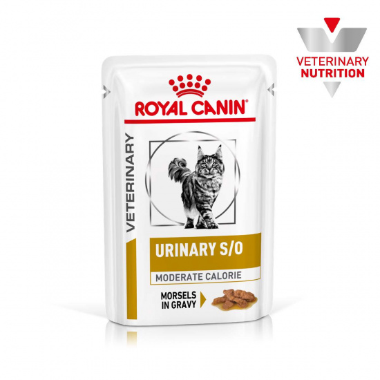Royal Canin Urinary Moderate Calorie S/O Pouches