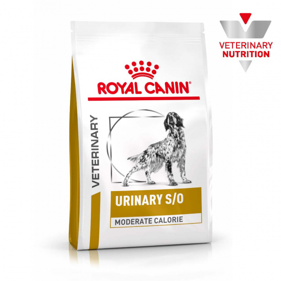 Royal Canin Urinary Dog S/O Moderate Calorie