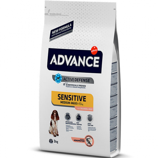 Advance Dog Sensitive Salmon&Rice
