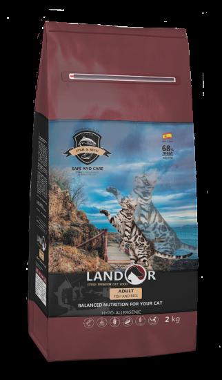 Landor Adult Fish & Rice