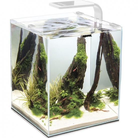 Аквариумный набор Aquael «Shrimp Set Smart» , прямой (10 л)