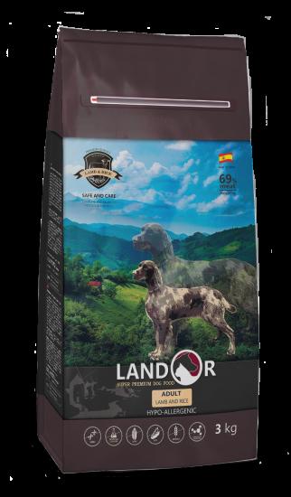 Landor All Breed Lamb & Rice
