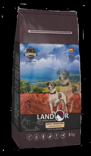 Landor Grain Free Lamb & Potato