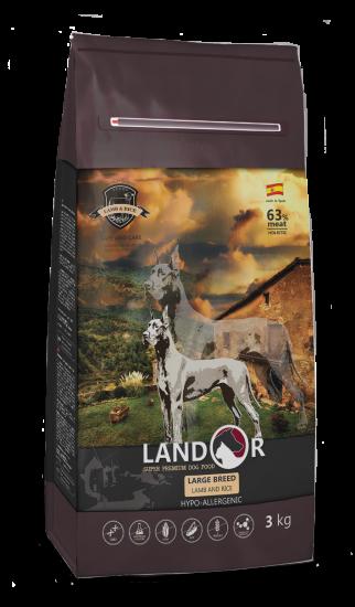 Landor Adult Large Breed Lamb & Rice