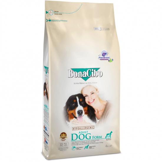 BonaCibo Adult Dog Form