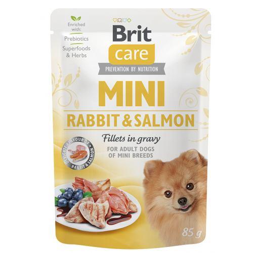 Brit Care mini adult rabbit & salmon