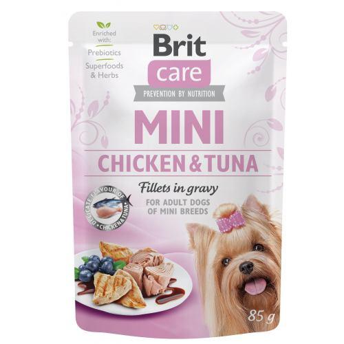 Brit Care mini chicken & tuna