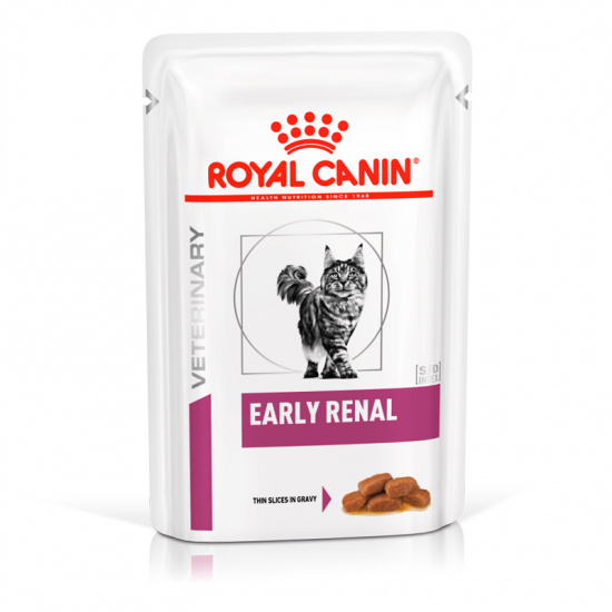 Royal Canin Early Renal Feline Pouches