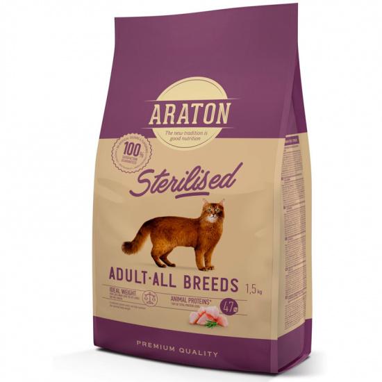 Araton Sterilised Adult All Breeds
