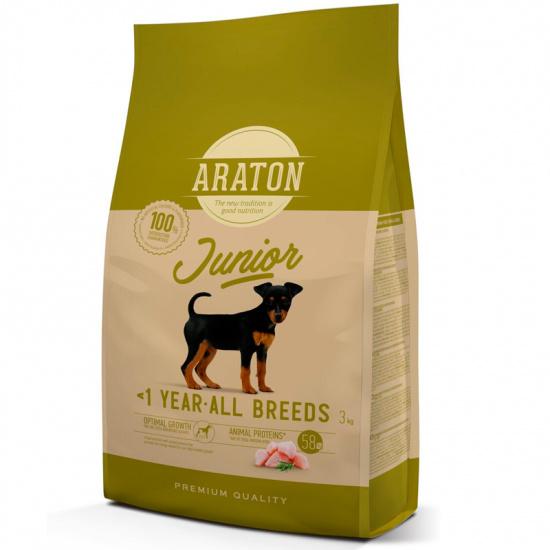 Araton Junior All Breeds