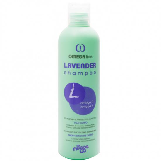Nogga Omega Lavender shampoo