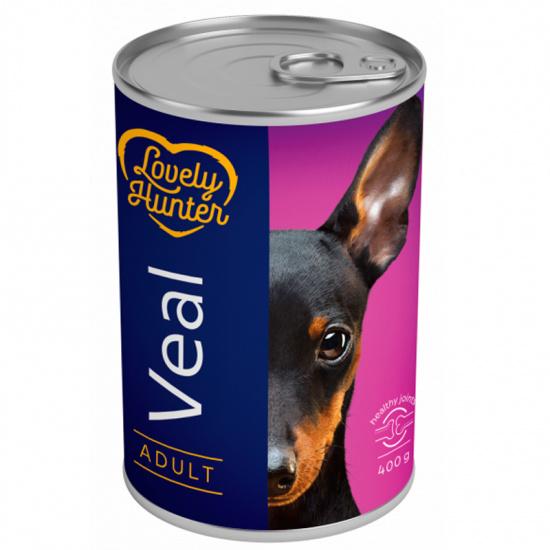 Lovely Hunter Adult veal for Dog
