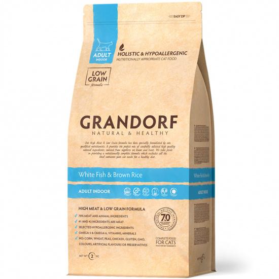 Grandorf White Fish and Brown Rice Adult