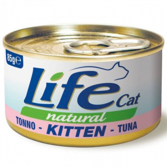 Life Cat Natural Tuna Kitten
