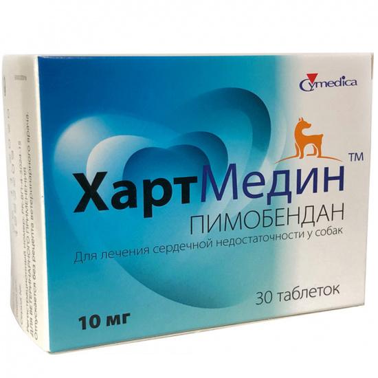 Cymedica ХартМедін 10 мг