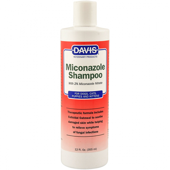 Davis Miconazole Shampoo