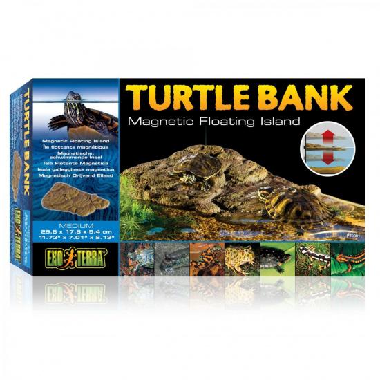 Декорация для террариума Exo Terra «Turtle Bank» Плавающий остров