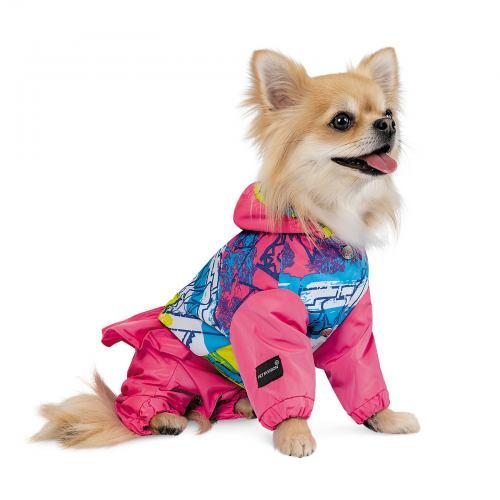 Дощовик Pet Fashion JUICY (для дівчинки)