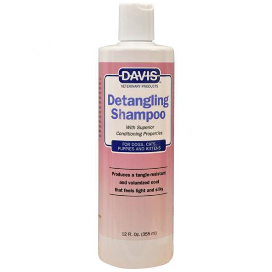 Davis Detangling Shampoo