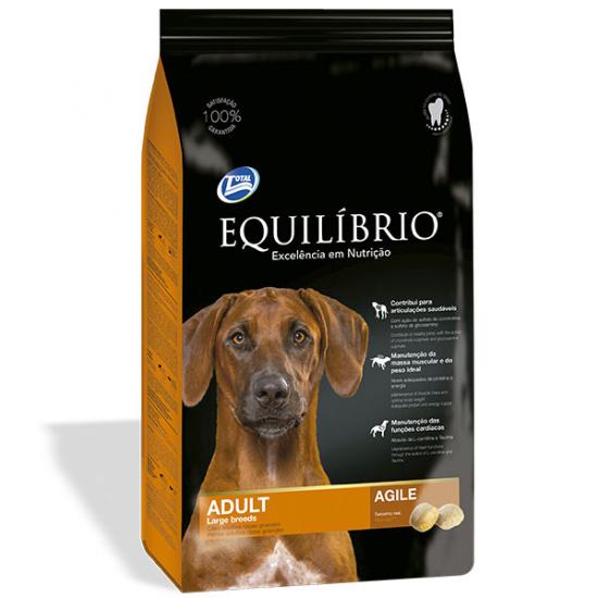 Equilibrio Adult Large Breeds для взрослых собак крупных пород