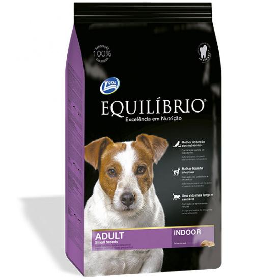 Equilibrio Adult Small Breeds для собак мелких пород