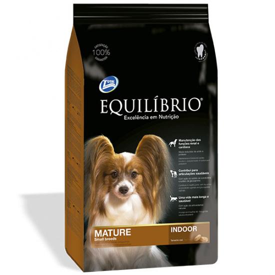 Equilibrio Dog Mature корм для пожилых собак малых пород