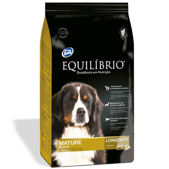 Equilibrio Mature All Breeds для пожилых собак всех всех пород