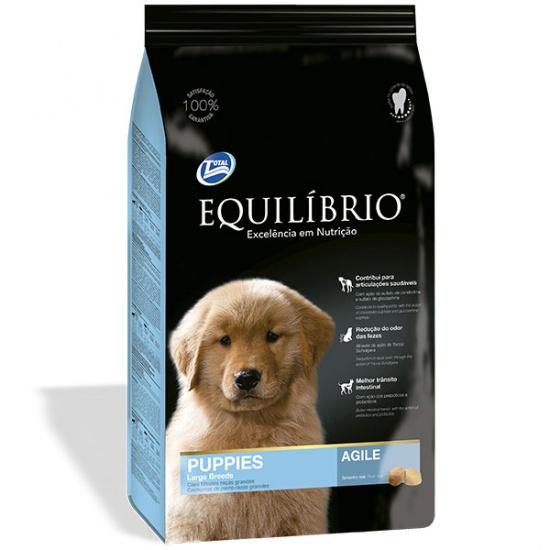 Equilibrio Puppies Large Breeds для щенков крупных пород