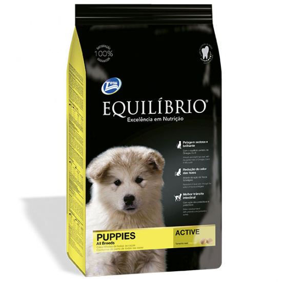 Equilibrio Puppies Medium Breeds для щенков средних пород