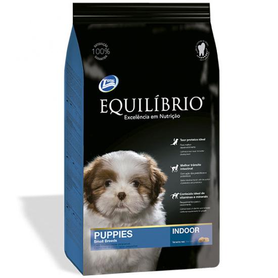 Equilibrio Puppies Small Breed корм для щенков мелких пород