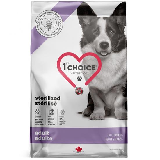 1st Choice Adult Sterilized Dog