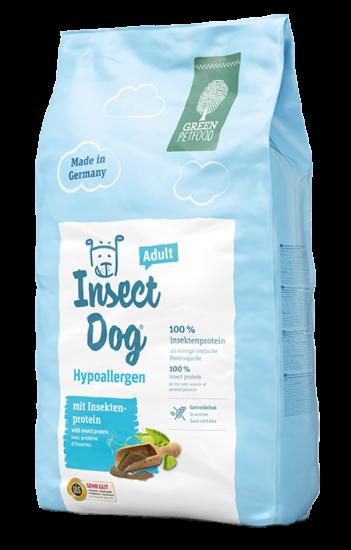 Green Petfood InsectDog Hypoallergen Dog Adult