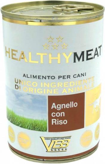 Healthy Meat с ягненком и рисом