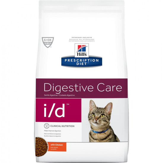 Hills Prescription Diet Feline i/d