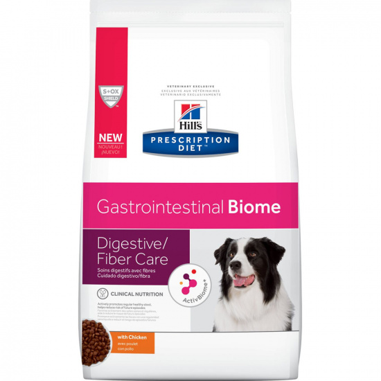 Hills Prescription Diet Canine Gastrointestinal Biome