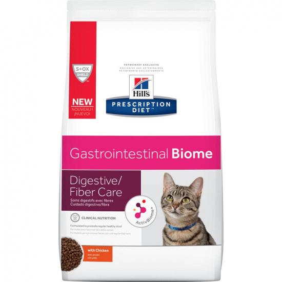 Hills Prescription Diet Feline Gastrointestinal Biome